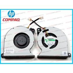 VENTILADOR HP 450 G2/455 G2/550 G2 (4PIN)