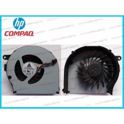 VENTILADOR HP G62/G72 /COMPAQ CQ62/CQ72 (MODELO 3)