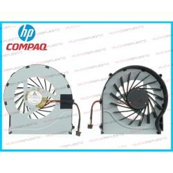 VENTILADOR HP DV6-3000/DV6T-3000/DV6-4000 / DV7-4000