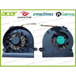 VENTILADOR PACKARD BELL EasyNote Hera C/G/GL /TN65/GM/MH35/MH36/MH45