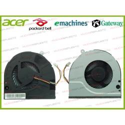 VENTILADOR PACKARD BELL Easynote TE69HW / Gateway NV570P