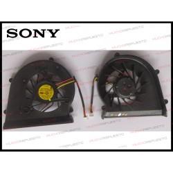 VENTILADOR SONY VGN-BZ/VGN-C21/VGN-C25/VGN-C2S/VGN-C1x Series