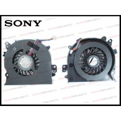 VENTILADOR SONY VGN-NW Series
