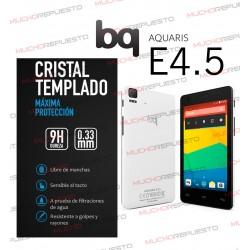 PROTECTOR CRISTAL TEMPLADO BQ AQUARIS E4.5
