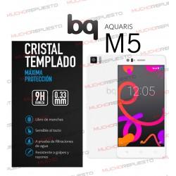 PROTECTOR CRISTAL TEMPLADO BQ AQUARIS M5