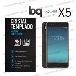 PROTECTOR CRISTAL TEMPLADO BQ AQUARIS X5