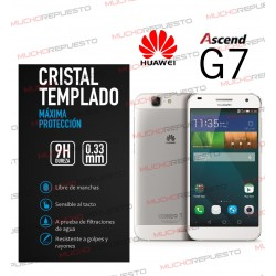 PROTECTOR CRISTAL TEMPLADO HUAWEI ASCEND G7