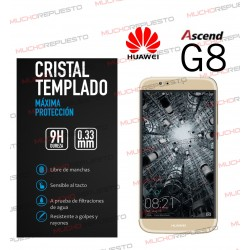 PROTECTOR CRISTAL TEMPLADO HUAWEI ASCEND G8
