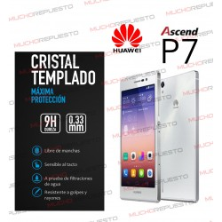 PROTECTOR CRISTAL TEMPLADO HUAWEI ASCEND P7