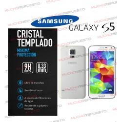 PROTECTOR CRISTAL TEMPLADO SAMSUNG GALAXY S5 (G900F / G900M / i9600)