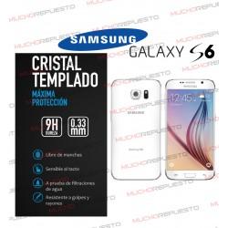 PROTECTOR CRISTAL TEMPLADO SAMSUNG GALAXY S6 (G920F)