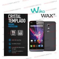 PROTECTOR CRISTAL TEMPLADO WIKO WAX 4G