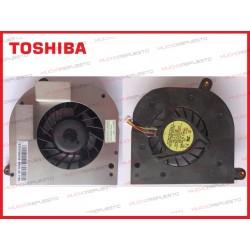 VENTILADOR TOSHIBA Satellite P200/P205/X200/X205