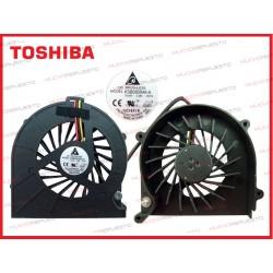 VENTILADOR TOSHIBA C600/C630/C640/C650/C655/L600/L630/L635/L640/L645/L735