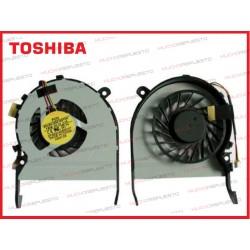 VENTILADOR TOSHIBA Satellite C800/C805/L800/M800/M805/M840