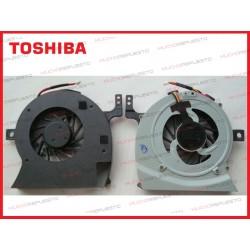 VENTILADOR TOSHIBA Satellite C640/L600/L630/L635/L640/L645