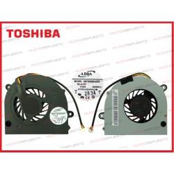 VENTILADOR TOSHIBA Satellite L500/L505/L555