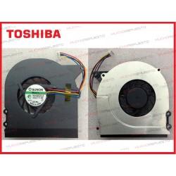 VENTILADOR TOSHIBA Satellite L40/L45 /Equium L40/L45