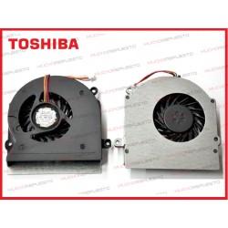 VENTILADOR TOSHIBA Satellite L500D/L505/L510/L510D/L515