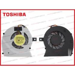 VENTILADOR TOSHIBA Satellite L700/L740/L745 Series