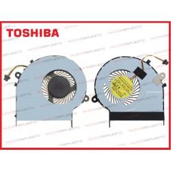 VENTILADOR TOSHIBA L50-B / L50D-B / L50T-B Series
