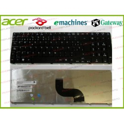TECLADO ACER 5250/5741/5800. PACKARD BELL TM/LM/TK Series (BRILLO)
