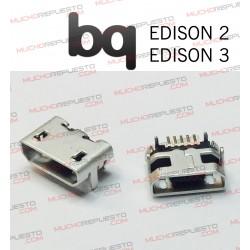 CONECTOR MICRO USB BQ...