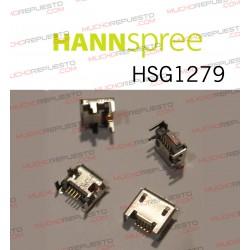 CONECTOR USB TABLET HANNSPREE HSG1279