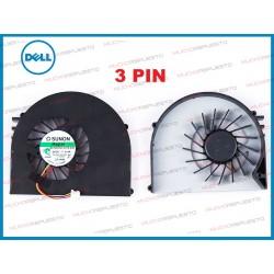 VENTILADOR DELL Inspiron 15R N5110/M5110 (3PIN)
