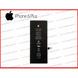 BATERIA MOVIL IPHONE 6 PLUS COMPATIBLE 3.82V 2915mAh