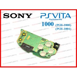 PLACA BOTONES DERECHA PARA SONY PSVITA 1000 (ACCION, START, SELECT)