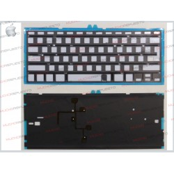 LUZ TRASERA/POSTERIOR TECLADO APPLE/MAC MACBOOK AIR A1369/A1466 13""