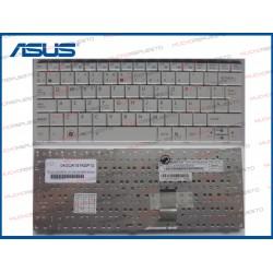 TECLADO ASUS EeePC 1001HA/1001PX/1005HA/1005P/1005PE/1008H Series Blanco