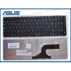 TECLADO ASUS A52/F50/G60/G72/K52/K53/N53/X54 (Con Marco) (Modelo 2)