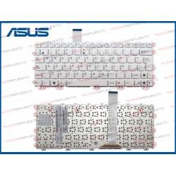 TECLADO ASUS EeePC 1011CX/1011PX/1015P/1015T/1018P/X101CH Series Blanco