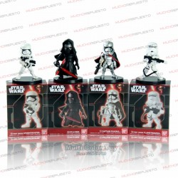 PACK 4 MUÑECOS / FIGURAS STAR WARS (4.5-7CM) PACK 3