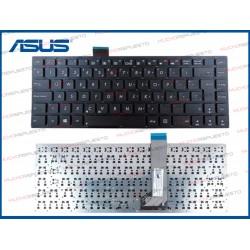 TECLADO ASUS S400/S400C/S400CA/S400CB/S400E/S400XI/S451L/S451LA/S451LB