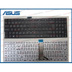 TECLADO ASUS F553M/F553MA/F554L/F555L/K553M/X553M/X553MA/X555U