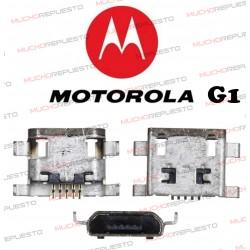 CONECTOR MICROUSB 5PIN - Motorola Moto G1 XT1032 / XT1033