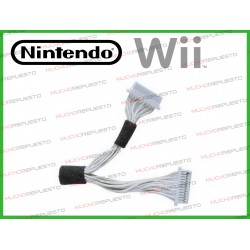 CABLE ALIMENTACION LECTOR DVD WII