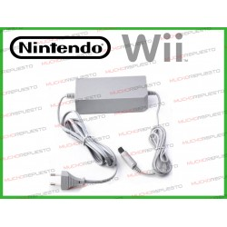ADAPTADOR DE CORRIENTE DE PARED WII 12V 3.7A
