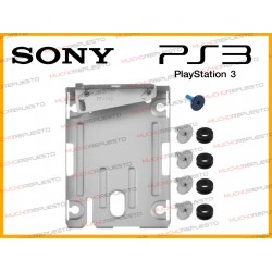 BRACKET INSTALACION DISCO DURO PS3 SUPER SLIM 12GB