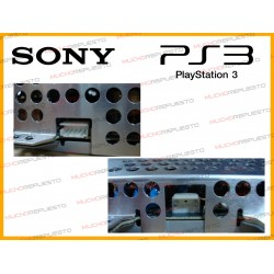 FUENTE ALIMENTACION PS3 (5 pines) 20GB / 60GB REMANUFACTURADA