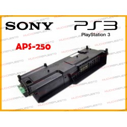 FUENTE ALIMENTACION PS3 SLIM APS-250 REMANUFACTURADA