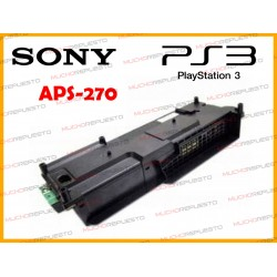 FUENTE ALIMENTACION PS3 SLIM APS-270 REMANUFACTURADA