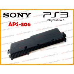 FUENTE ALIMENTACION PS3 SLIM APS-306 REMANUFACTURADA
