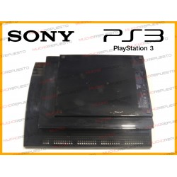 COVER / CARCASA /PLASTICO INFERIOR PS3 FAT