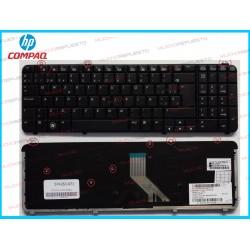 TECLADO HP DV6-1000/2000/2100/DV6-T-1000 SERIES NEGRO