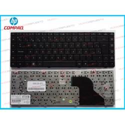 TECLADO HP 620/621/625/CQ620/CQ621 NEGRO