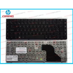 TECLADO HP Compaq 620 / 621 / 625 / CQ620 / CQ621 NEGRO